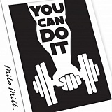002 - YOU CAN DO IT